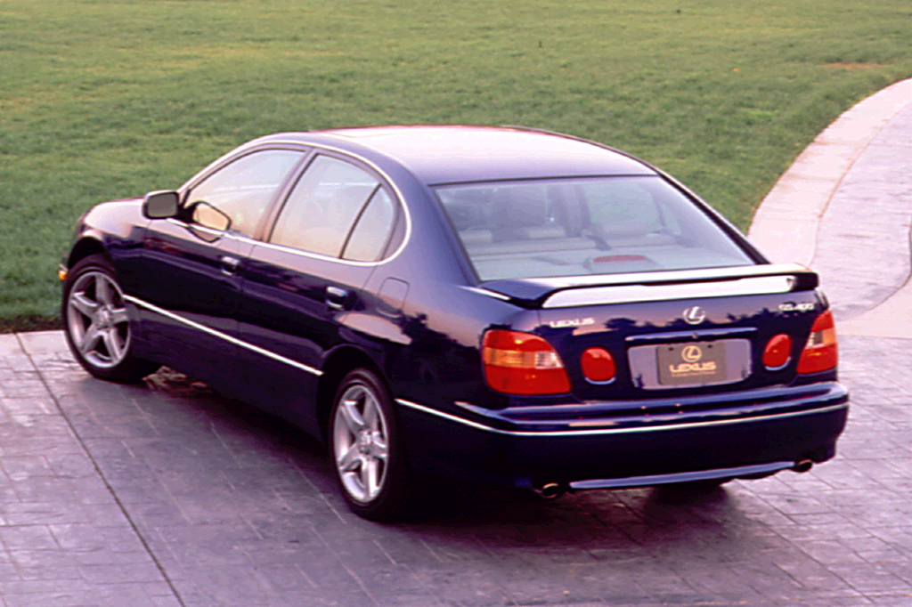 Certified Pre Owned Mercedes >> 1998-05 Lexus GS 300/400/430 | Consumer Guide Auto