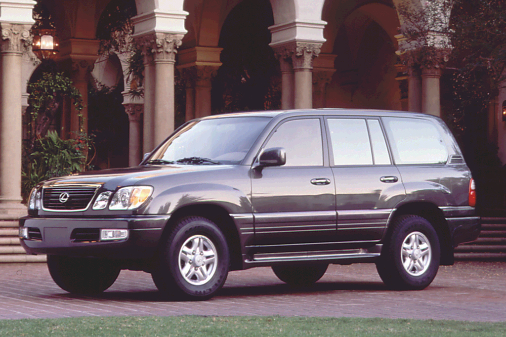 Certified Pre Owned Lexus >> 1998-07 Lexus LX 470 | Consumer Guide Auto