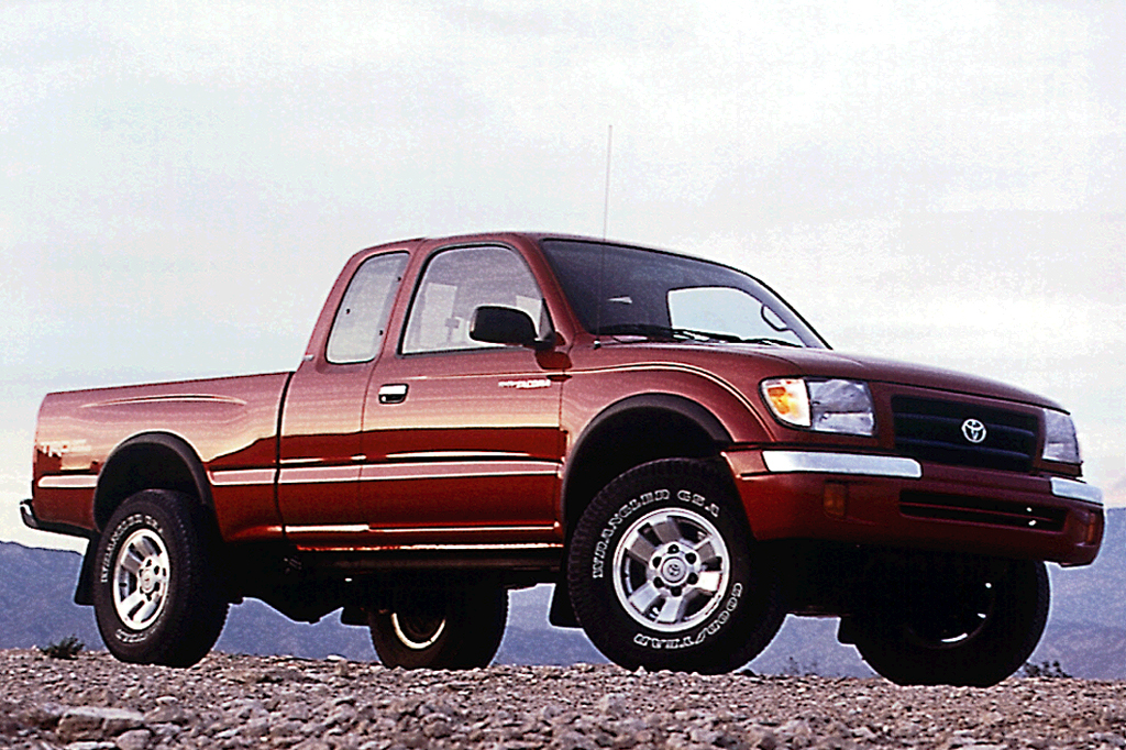 199504 Toyota Taa Consumer Guide Auto. 1998 Toyota Taa Prerunner Xtracab Extended Cab. Toyota. 1998 Toyota Tacoma Pick Up Steering Parts Diagram At Scoala.co