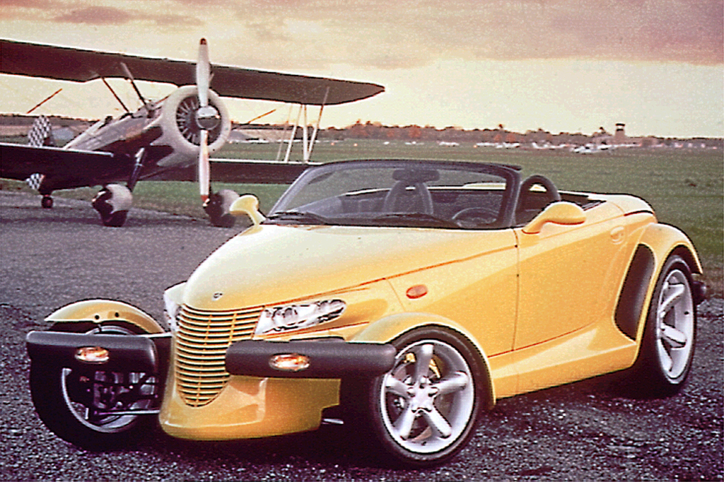 1997-02 Plymouth Prowler | Consumer Guide Auto