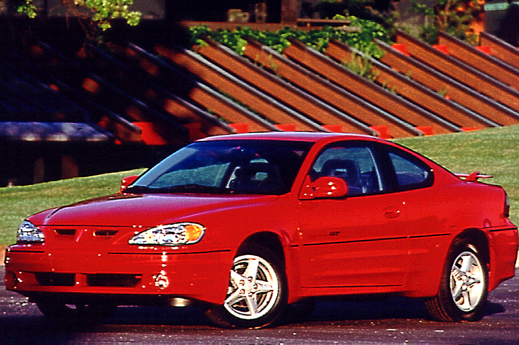 & 1999-05 Pontiac Grand Am | Consumer Guide Auto