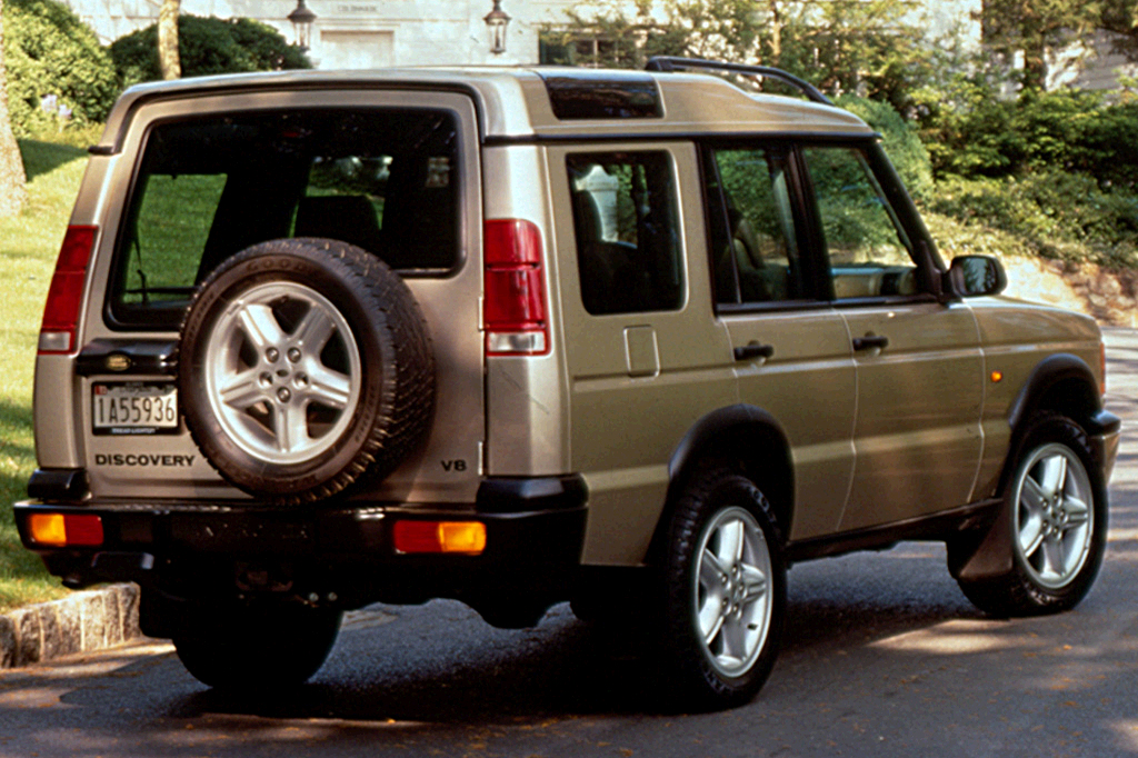 1999-04 Land Rover Discovery II | Consumer Guide Auto