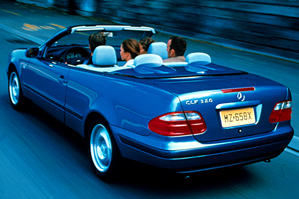 Volvo Certified Pre Owned >> 1998-02 Mercedes-Benz CLK | Consumer Guide Auto
