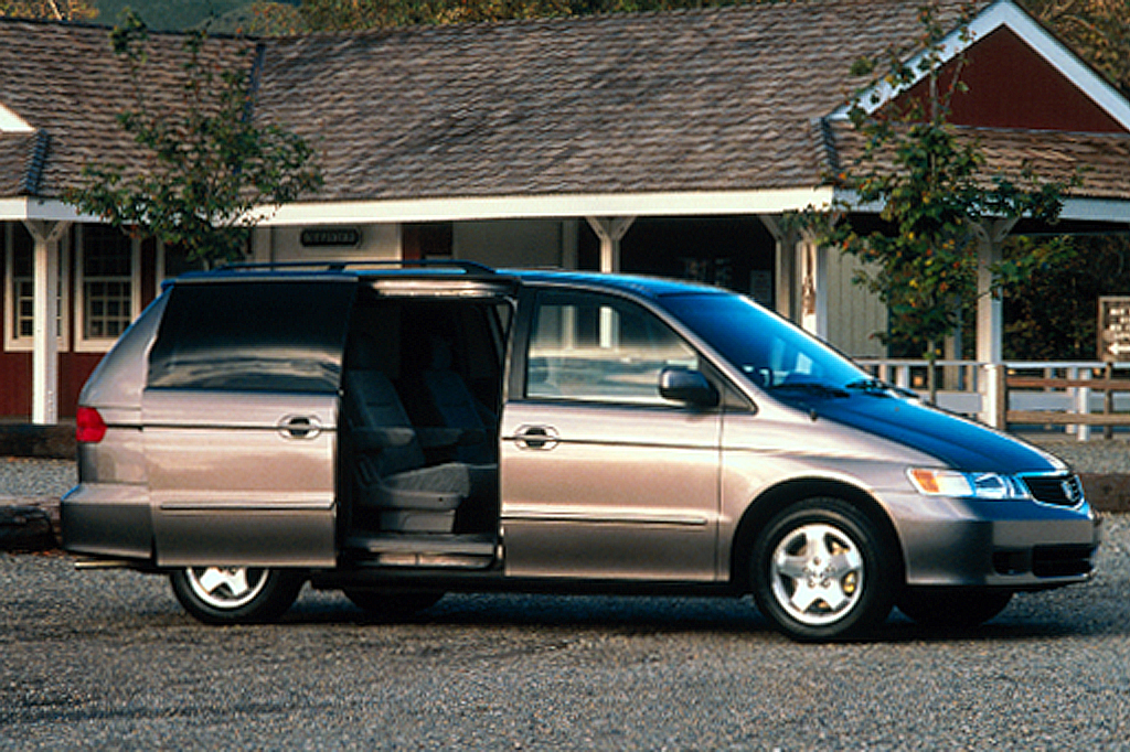Acura Certified Pre Owned >> 1999-04 Honda Odyssey | Consumer Guide Auto