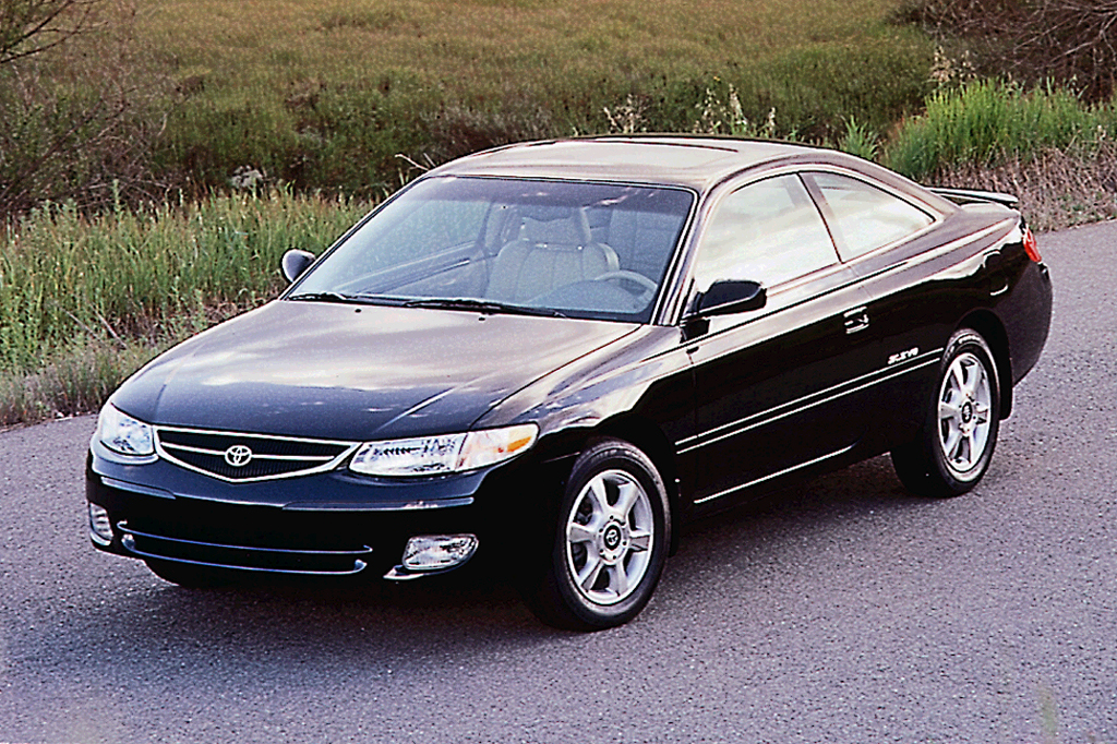 1997 03 toyota camry solara consumer guide auto. Black Bedroom Furniture Sets. Home Design Ideas