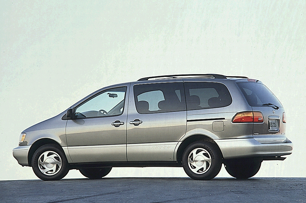 Town And Country Toyota >> 1998-03 Toyota Sienna | Consumer Guide Auto