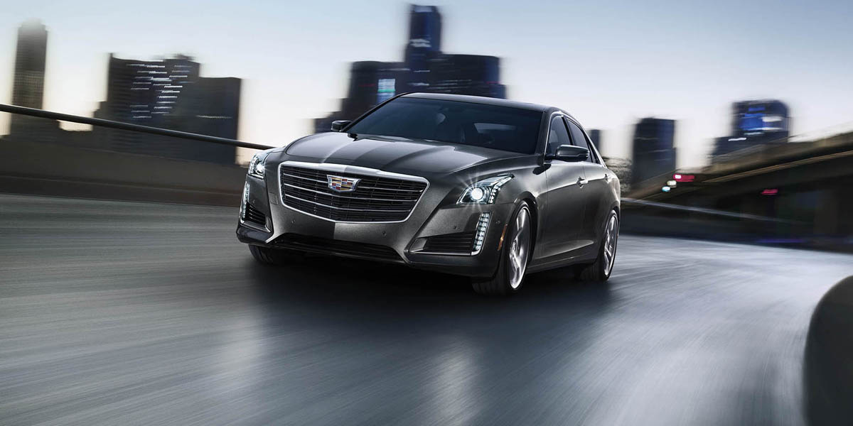2015 Cadillac CTS Best Buy