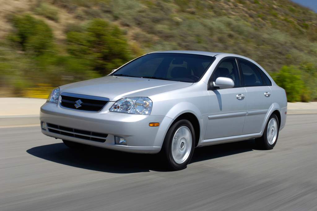 How Good Are Suzuki Forenza Cars