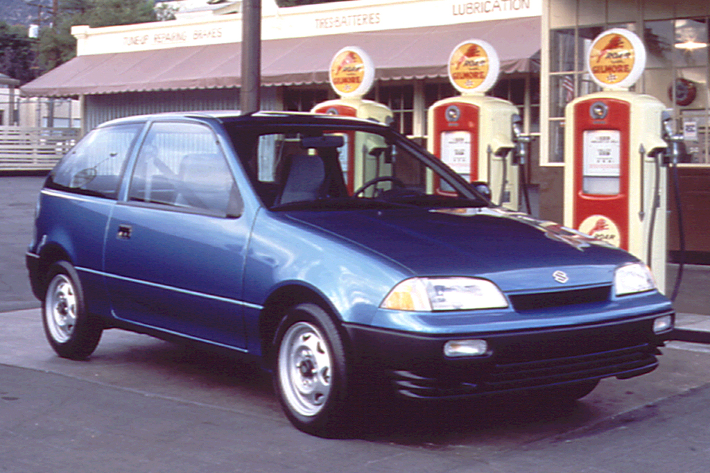 1992 archives consumer guide auto 1990 94 suzuki swift publicscrutiny Gallery