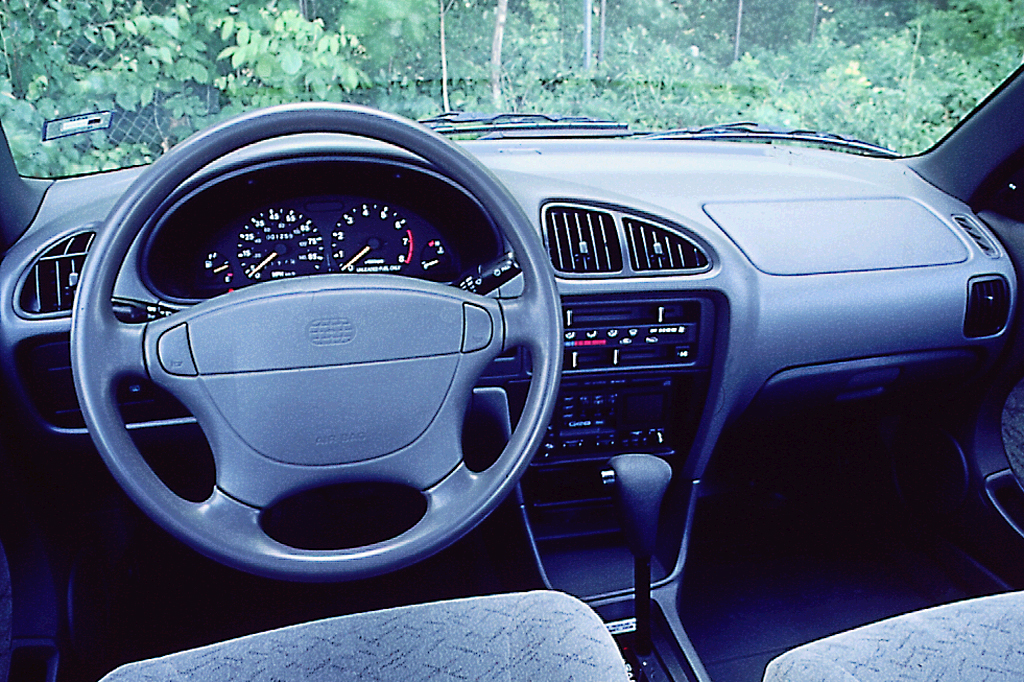 1995 01 Suzuki Swift Consumer Guide Auto