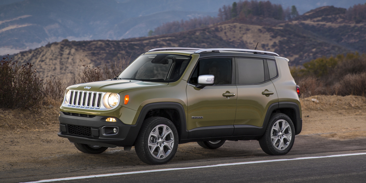 2015 Jeep® Renegade Limited