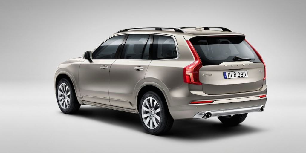 2016 Volvo XC90 Best Buy Review | Consumer Guide Auto