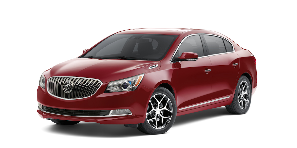 2016 buick lacrosse best buy review consumer guide auto