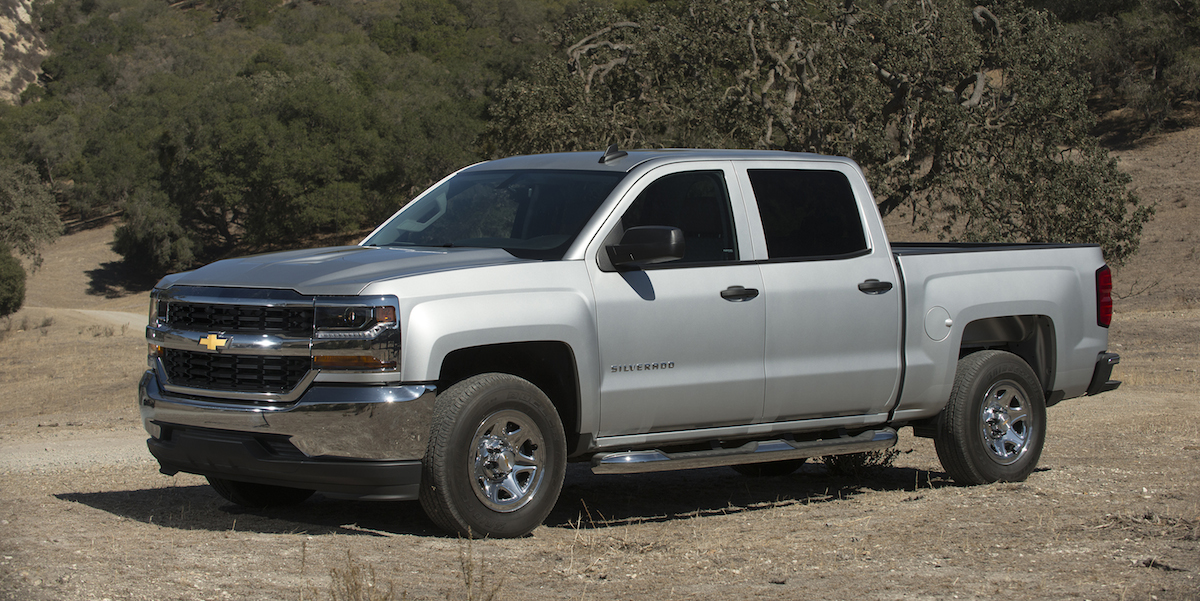 2016 chevrolet silverado 1500 best buy review consumer guide auto. Black Bedroom Furniture Sets. Home Design Ideas