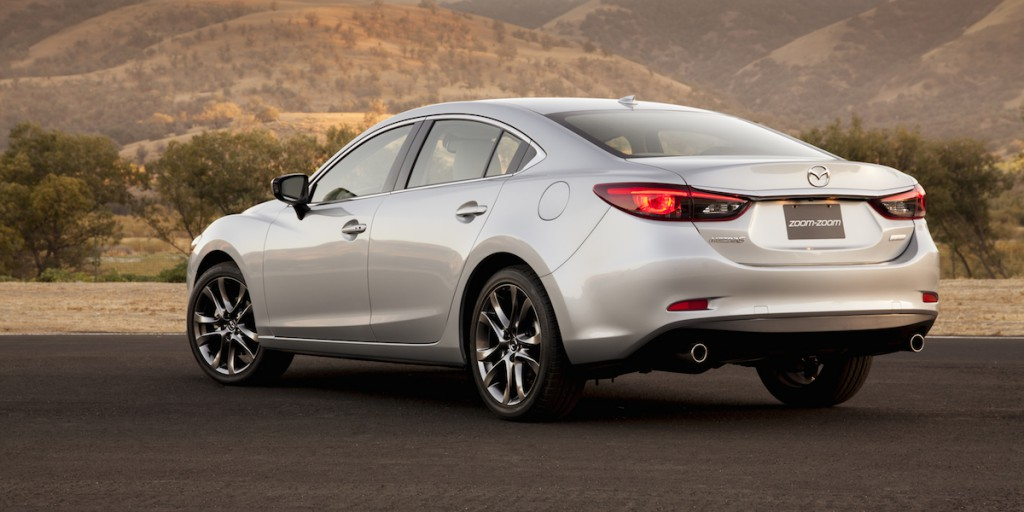 2016 mazda 6 best buy review | consumer guide auto