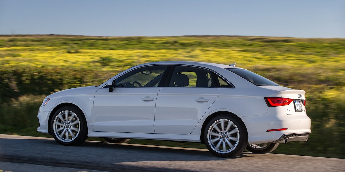 Best Extended Car Warranty >> 2016 Audi A3 Best Buy Review | Consumer Guide Auto