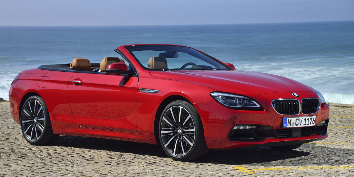 2018 Bmw 6 Series Consumer Guide Auto
