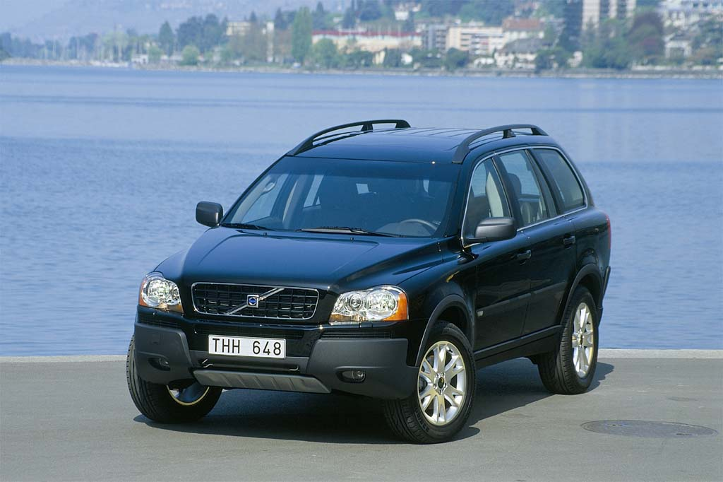 Bmw Extended Warranty >> 2003-14 Volvo XC90 | Consumer Guide Auto