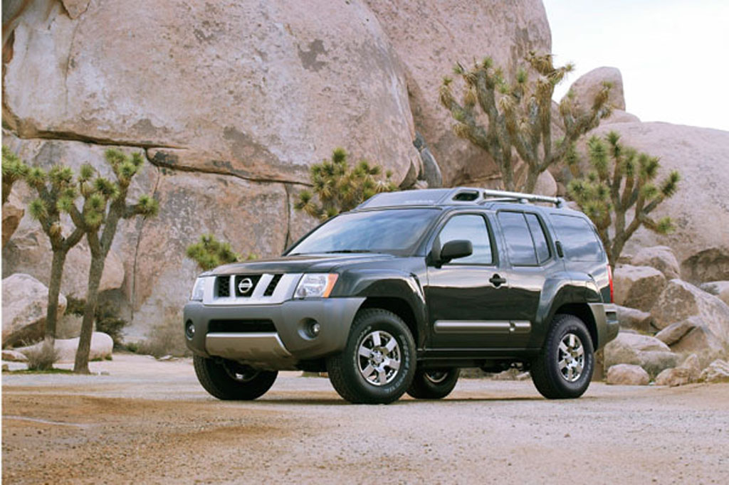 2005 14 nissan xterra consumer guide auto. Black Bedroom Furniture Sets. Home Design Ideas