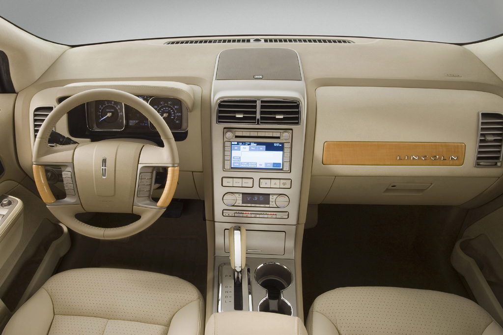 07115321990002 2007 14 lincoln mkx consumer guide auto 2008 MKX Interior at honlapkeszites.co