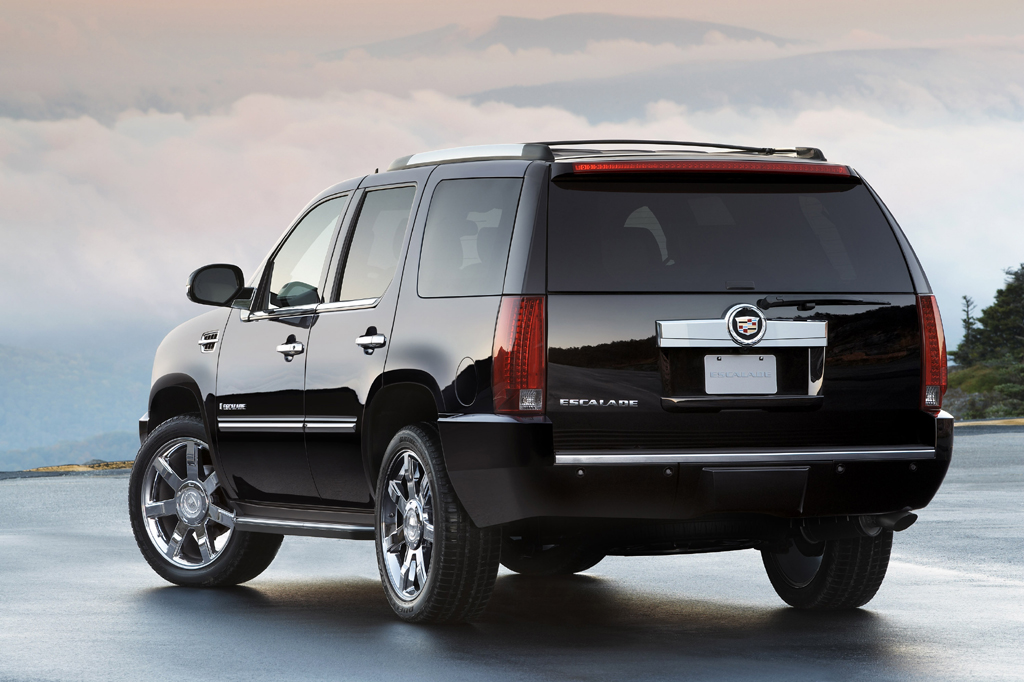 2007 14 cadillac escalade consumer guide auto. Black Bedroom Furniture Sets. Home Design Ideas