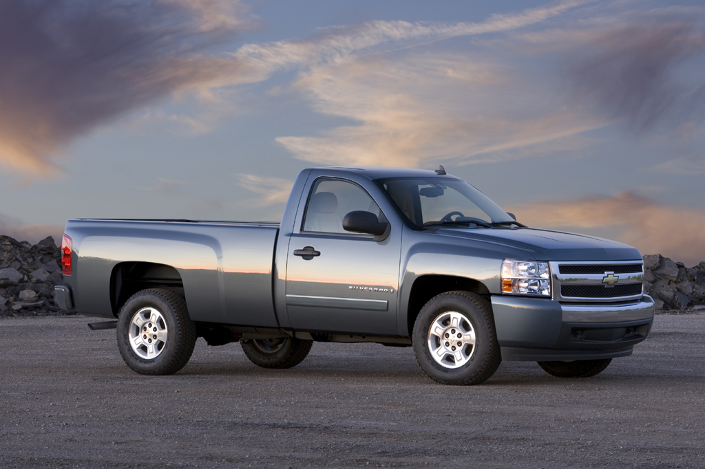 Attractive 2007 Chevrolet Silverado 1500
