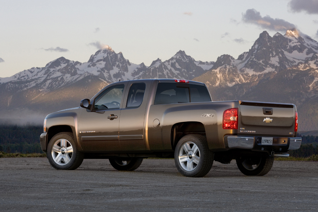 2007 13 chevrolet silverado 1500 consumer guide auto. Black Bedroom Furniture Sets. Home Design Ideas