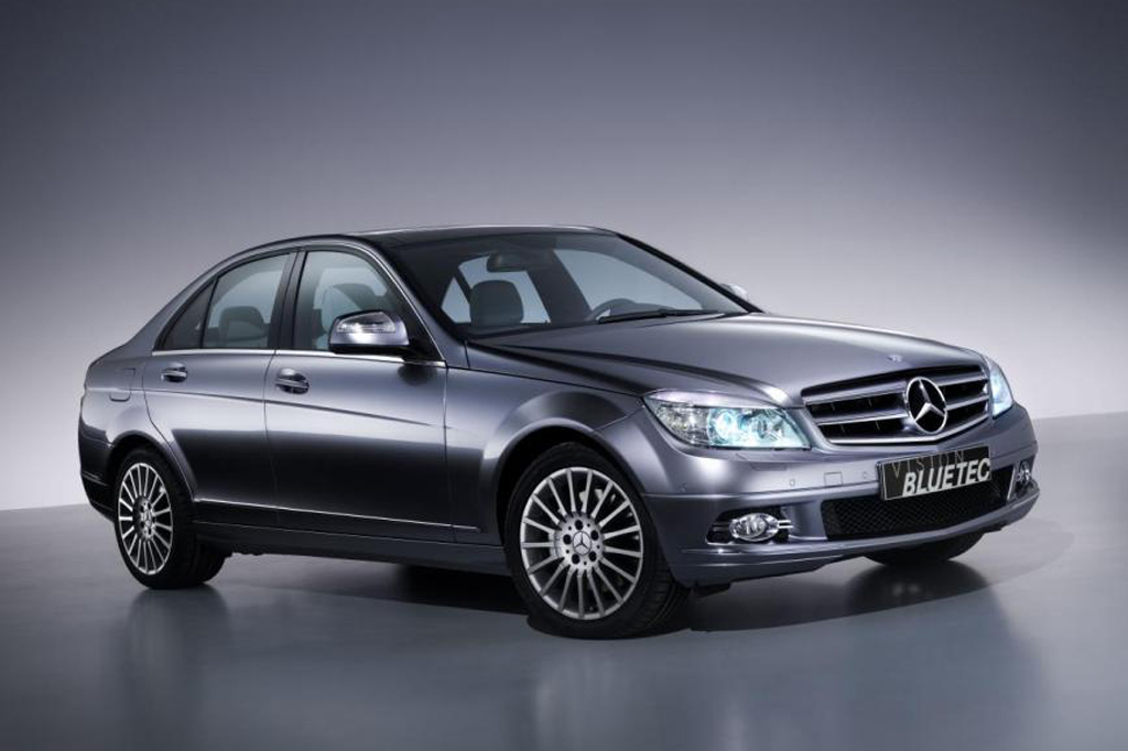 2008 14 mercedes benz c class consumer guide auto for Mercedes benz extended warranty prices