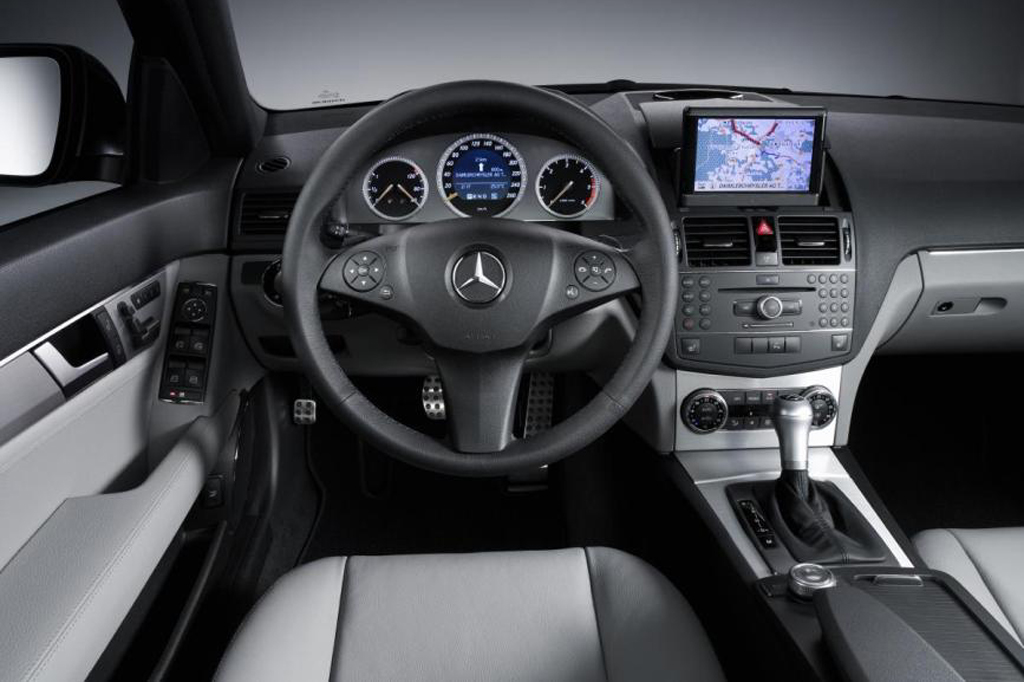 2008 14 mercedes benz c class consumer guide auto. Black Bedroom Furniture Sets. Home Design Ideas