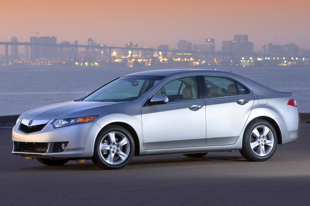 Acura Certified Pre Owned >> 2009-14 Acura TSX | Consumer Guide Auto