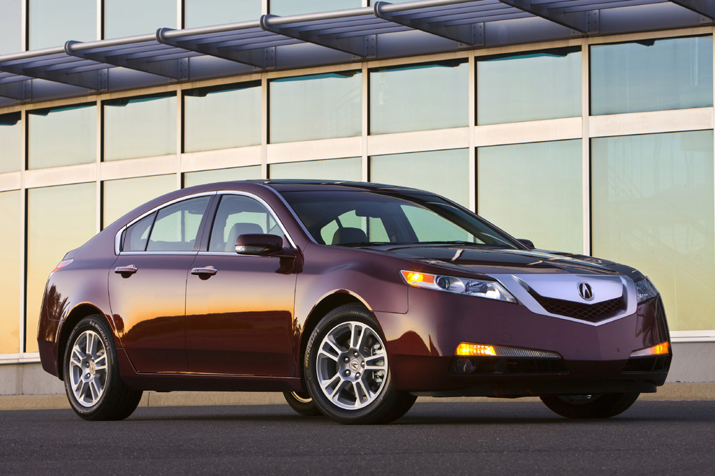 Acura Certified Pre-Owned >> 2009-14 Acura TL | Consumer Guide Auto