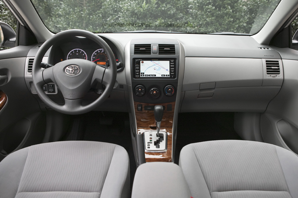Toyota Certified Pre Owned >> 2009-13 Toyota Corolla | Consumer Guide Auto