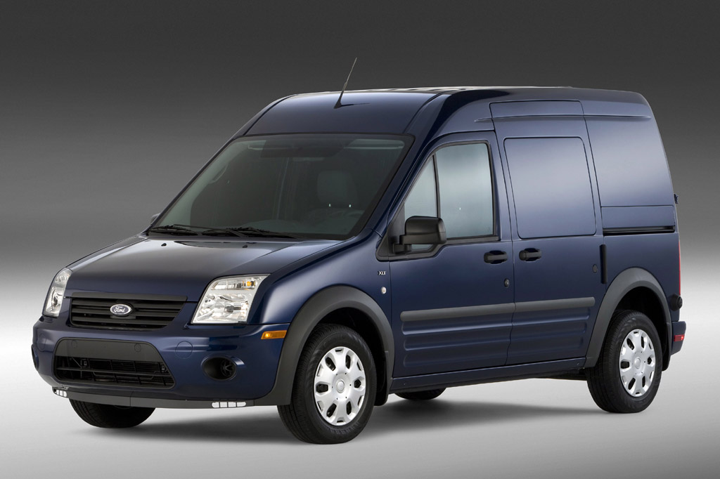 201013 Ford Transit Connect  Consumer Guide Auto