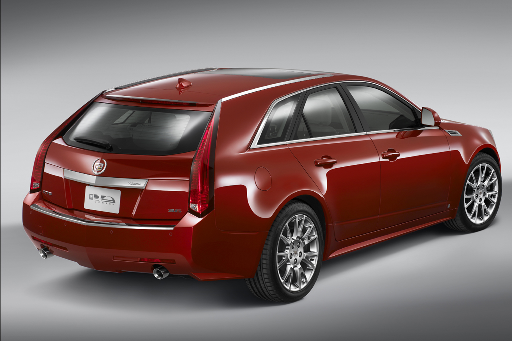 2008 14 Cadillac Cts Consumer Guide Auto