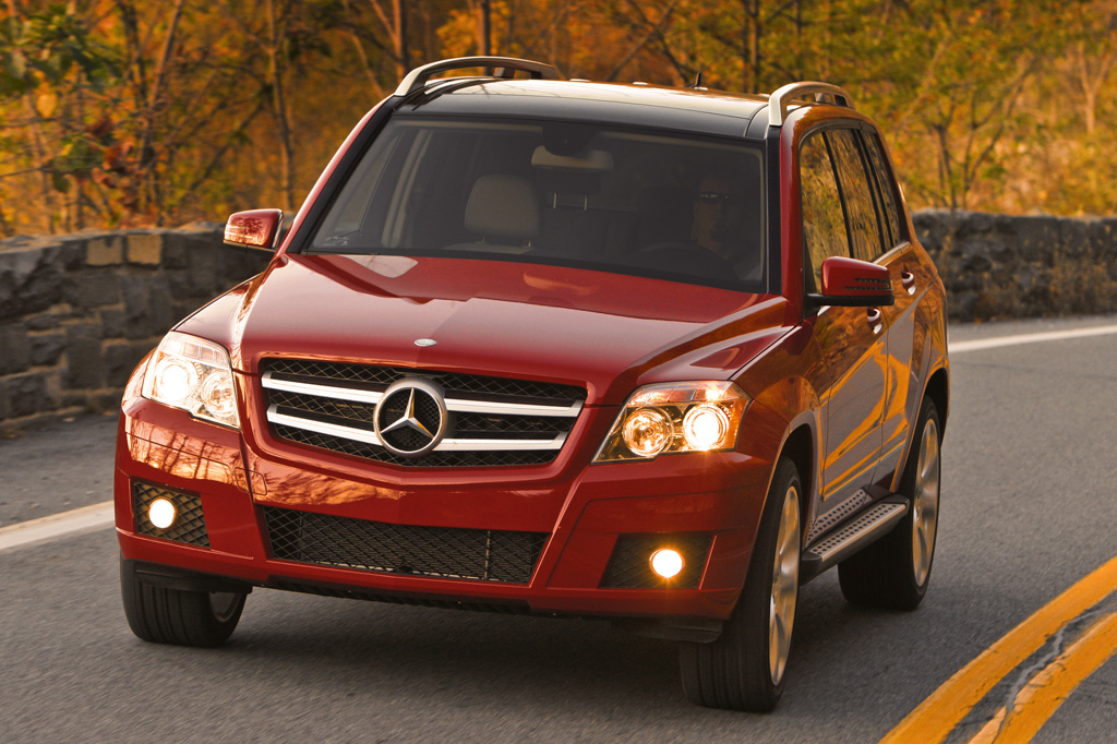 2010 14 mercedes benz glk class consumer guide auto. Black Bedroom Furniture Sets. Home Design Ideas
