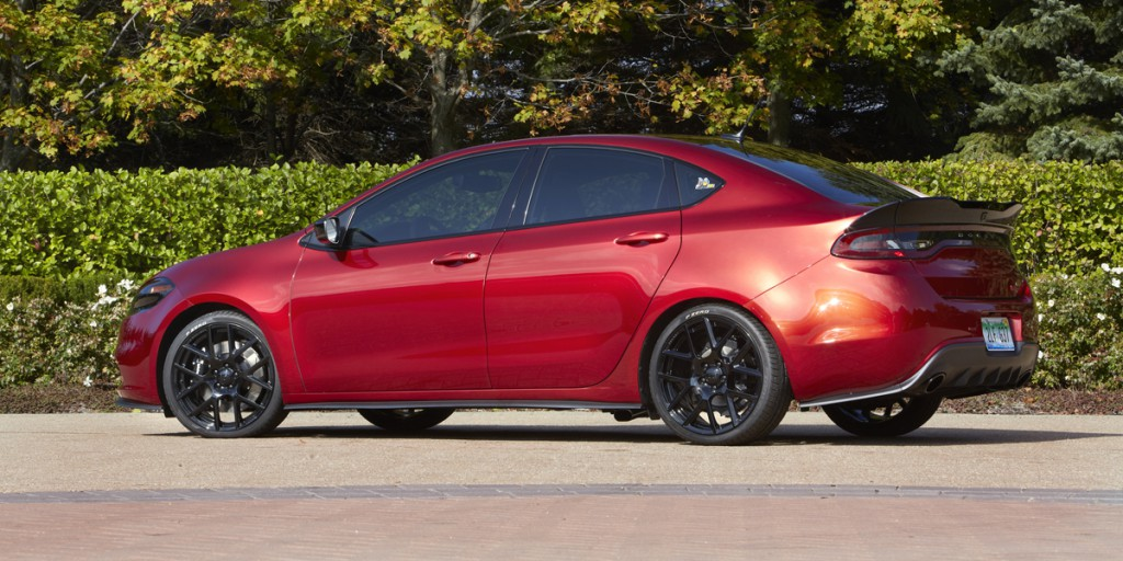 Dodge Dart Safety Ratings >> 2013-14 Dodge Dart | Consumer Guide Auto