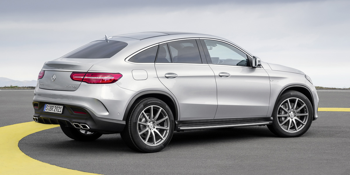 Mercedes-Benz AMG GLE63 S Coupe