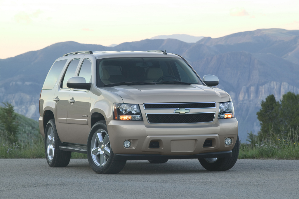 2007-14 Chevrolet Tahoe | Consumer Guide Auto