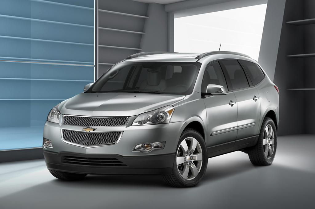 Chevy Traverse Used >> 2009-15 Chevrolet Traverse | Consumer Guide Auto