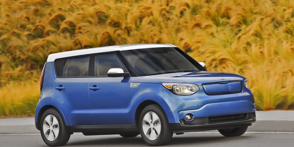 2017 kia soul ev best buy review consumer guide auto. Black Bedroom Furniture Sets. Home Design Ideas