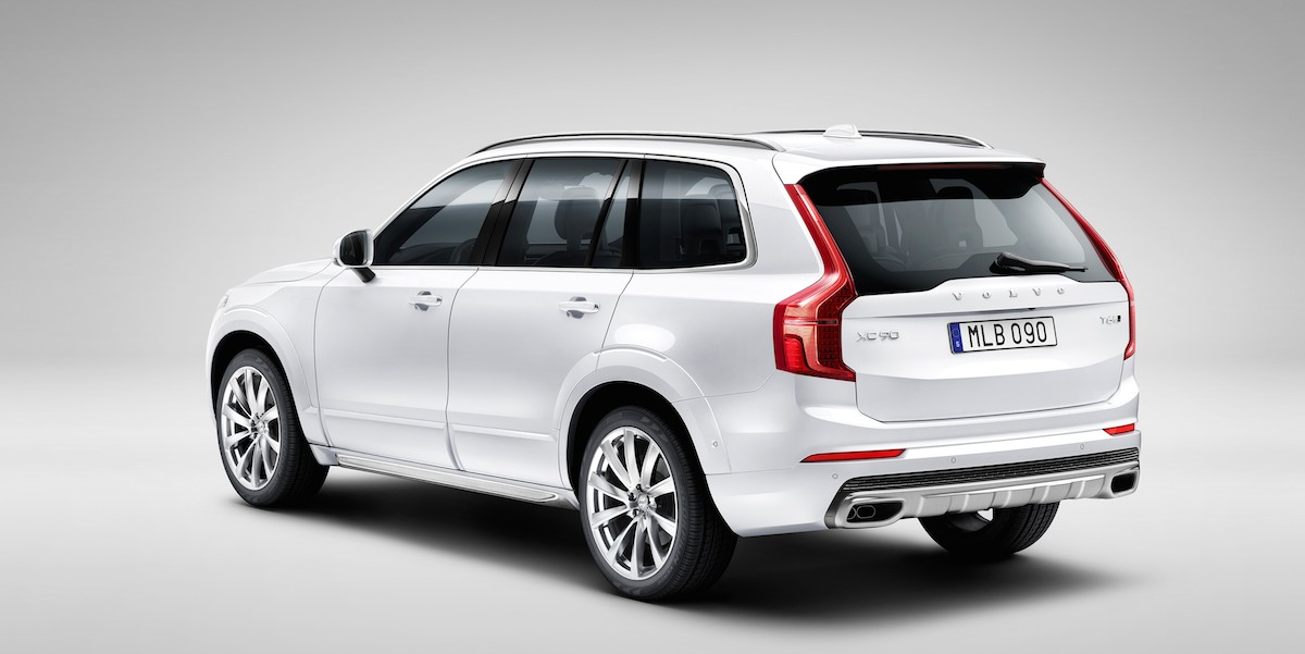 2017 Volvo Xc90 Best Buy Review Consumer Guide Auto