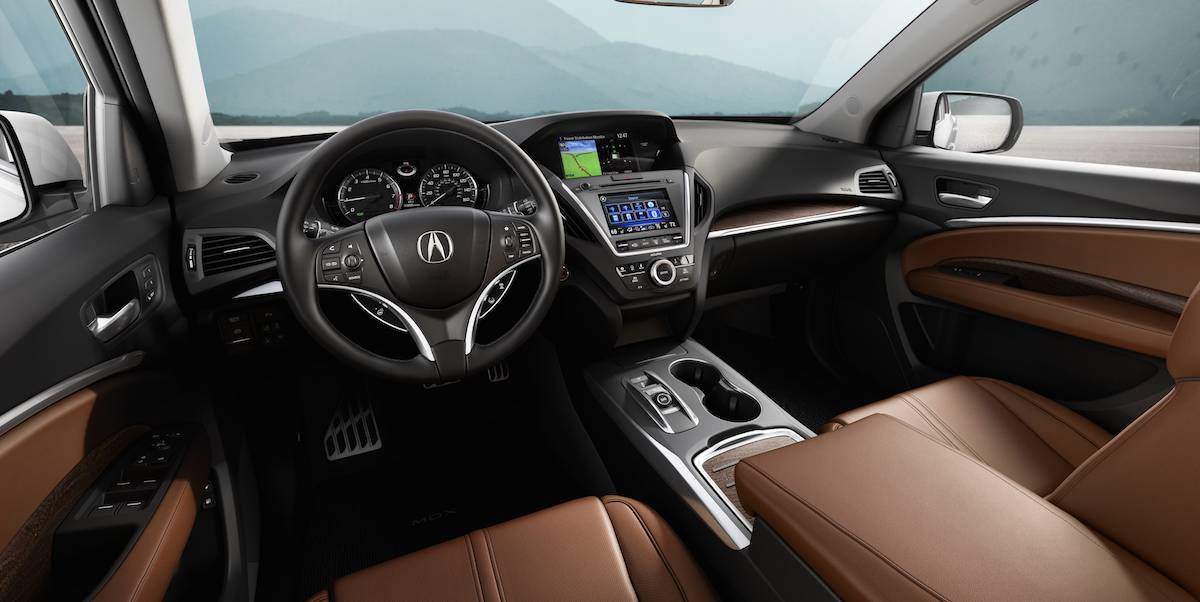 2017 Acura Mdx Best Buy Review Consumer Guide Auto