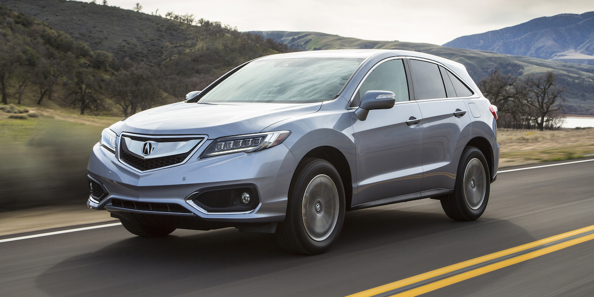 2017 acura rdx review. Black Bedroom Furniture Sets. Home Design Ideas