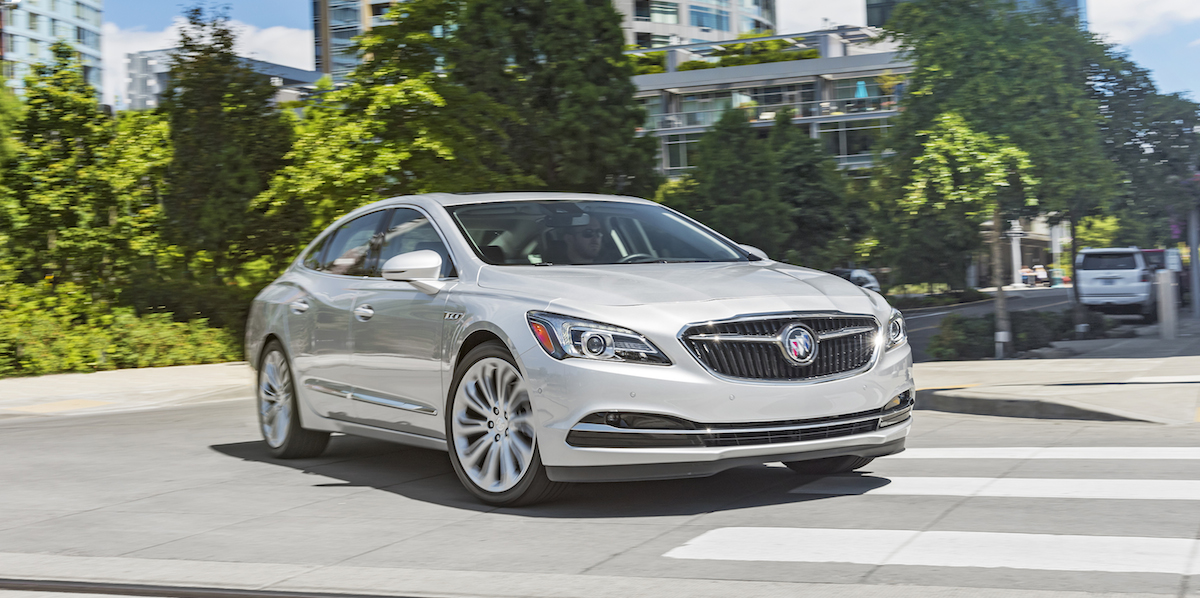 2017 Buick Lacrosse Best Buy Review Consumer Guide Auto