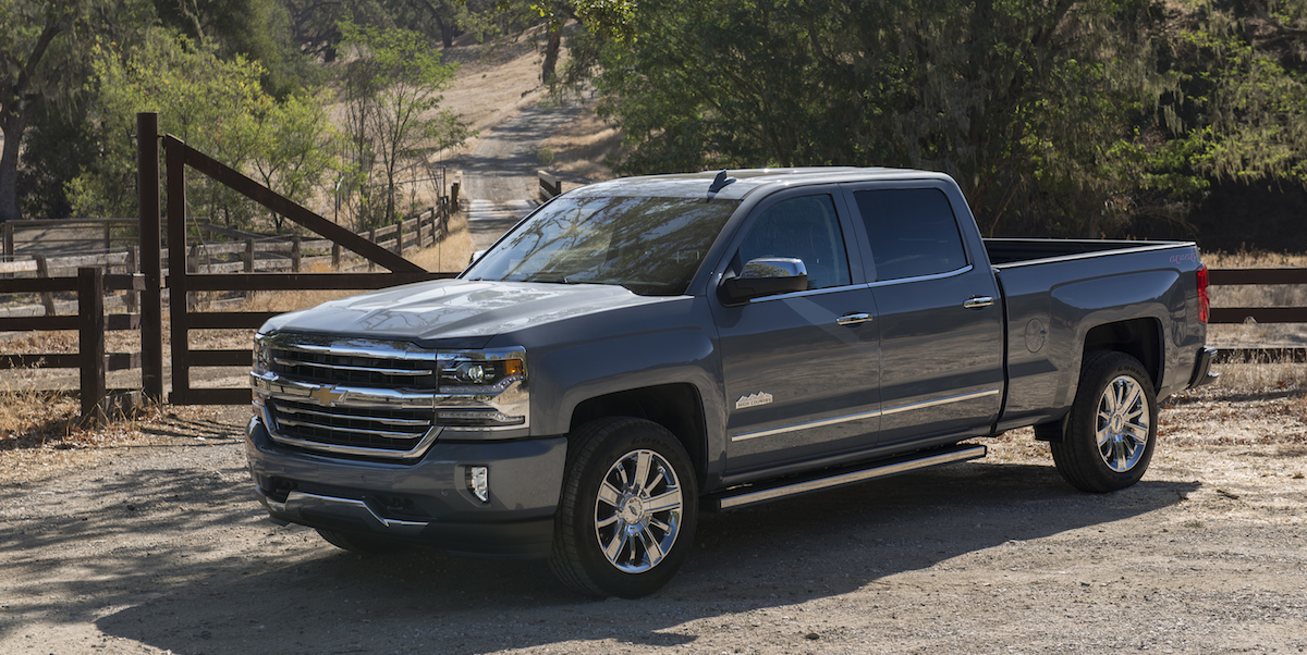 Popular 2017 Chevrolet Silverado Best Buy Review  Consumer Guide Auto