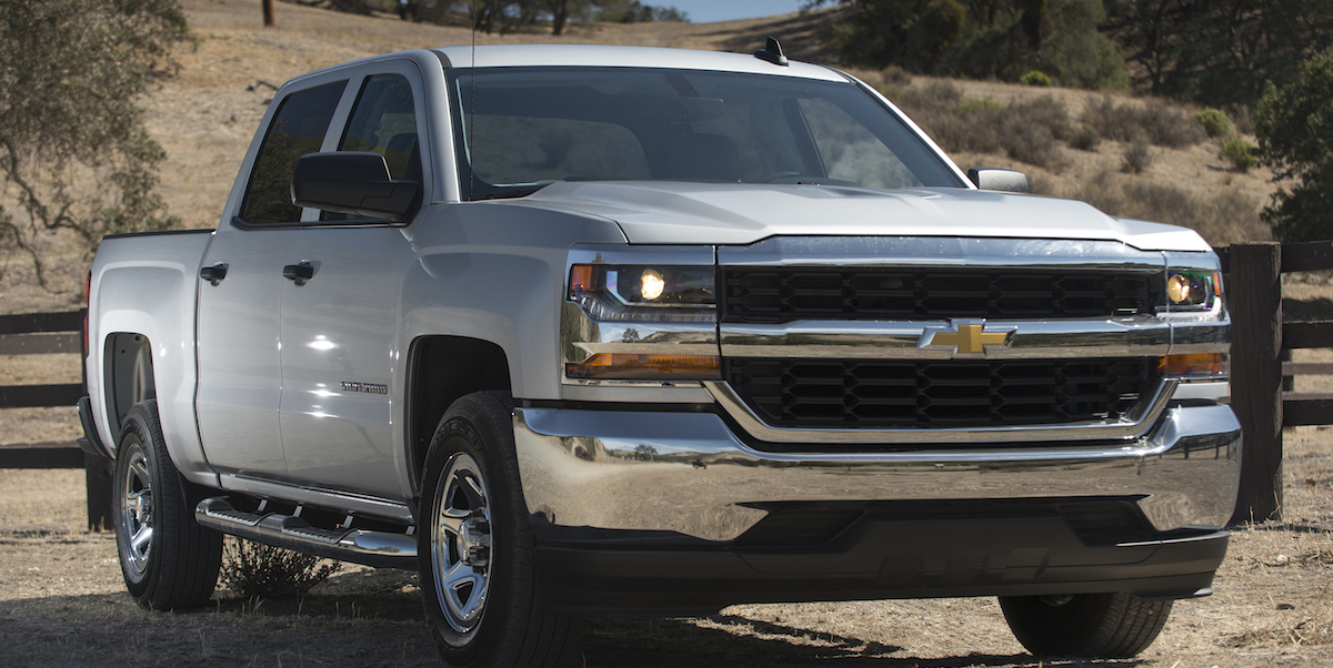 Fantastic 2017 Chevrolet Silverado Best Buy Review  Consumer Guide Auto