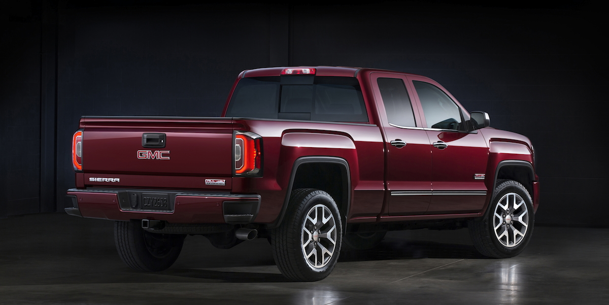 2017 gmc sierra best buy review consumer guide auto. Black Bedroom Furniture Sets. Home Design Ideas