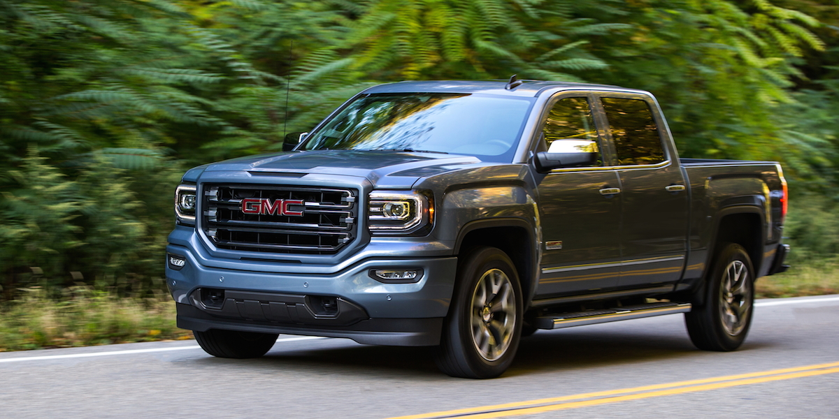 2017 GMC Sierra Best Buy