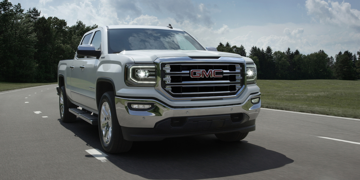 New 2017 GMC Sierra Best Buy Review  Consumer Guide Auto