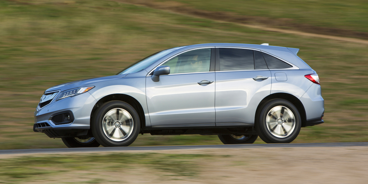 2017 Acura Rdx Best Buy Review Consumer Guide Auto